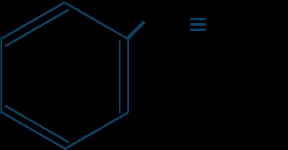塩化ベンゼンジアゾニウム構造式