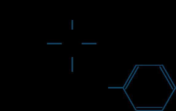 フェニルアラニン構造式