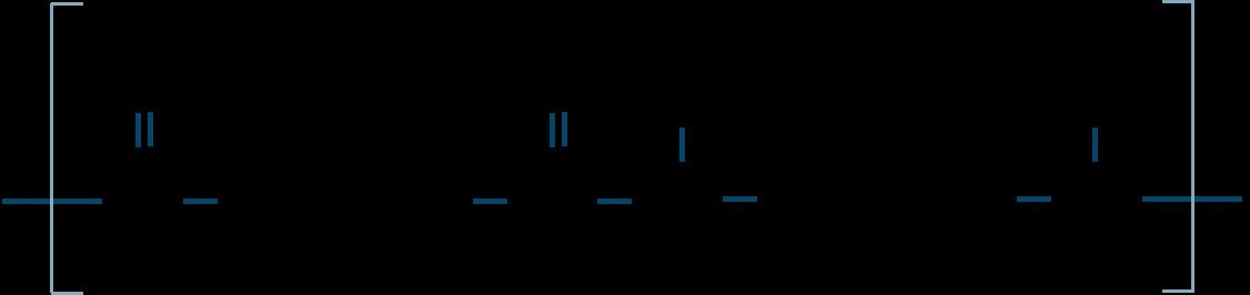 ナイロン66構造式