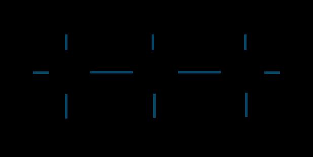 グリセリン構造式