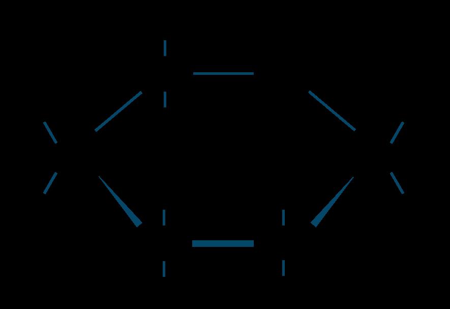 βガラクトース構造式