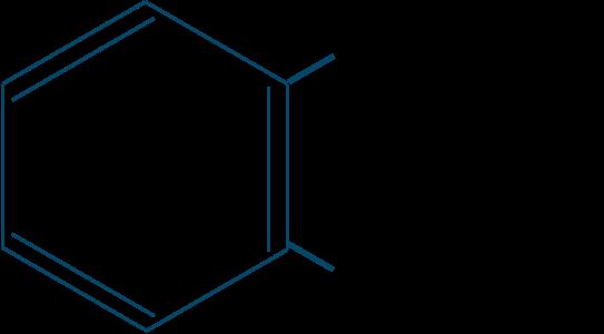 サリチル酸ナトリウム構造式