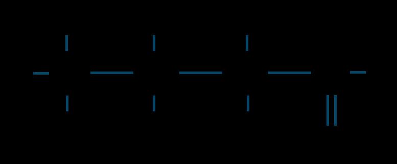 c4アルデヒド異性体2