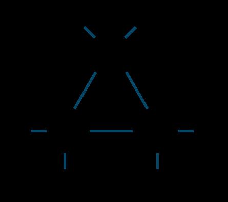 シクロプロパン構造式
