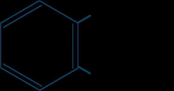 アセチルサリチル酸構造式