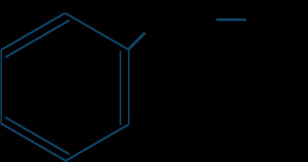 ベンジルアルコール構造式