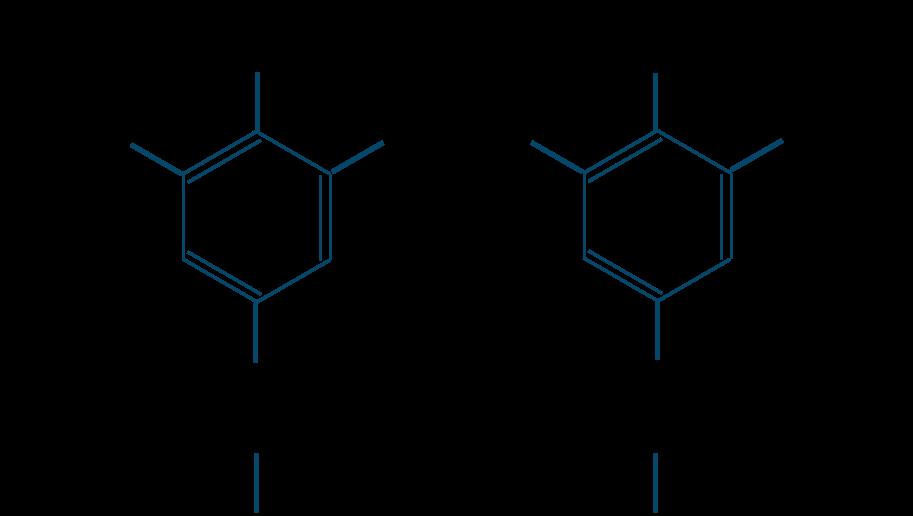 フェノール樹脂構造式
