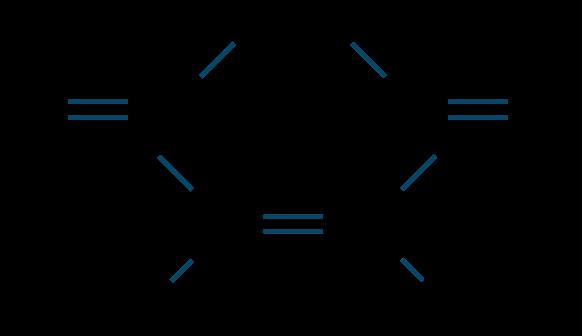 無水マレイン酸構造式