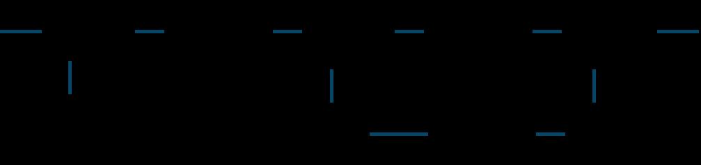 ビニロン構造式
