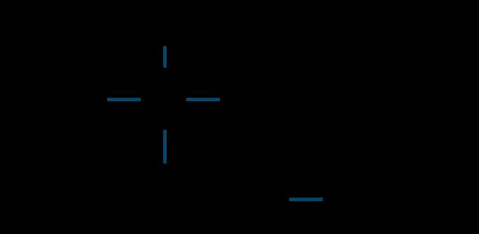 グルタミン酸構造式