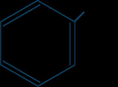 フェノール構造式