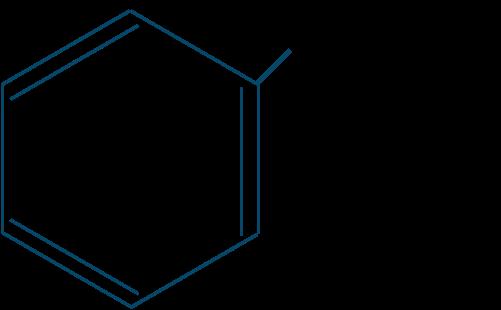 ベンゼンスルホン酸ナトリウム構造式