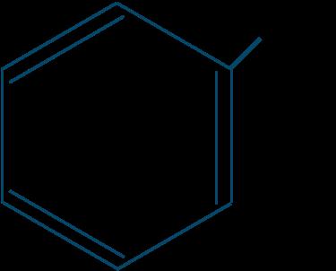 クロロベンゼン構造式