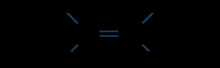 マレイン酸構造式
