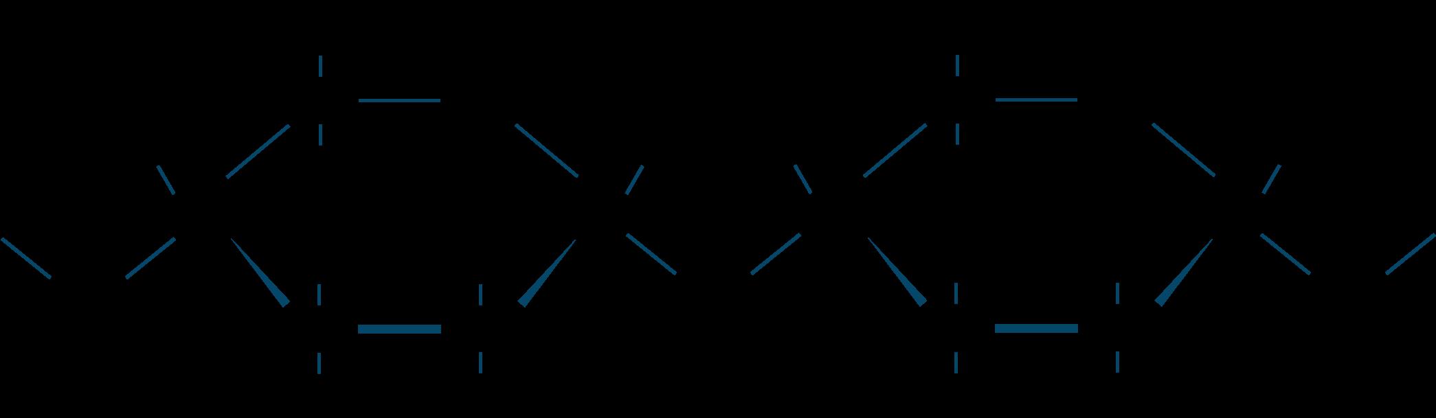デンプン構造式
