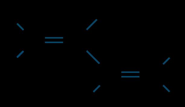 クロロプレン構造式