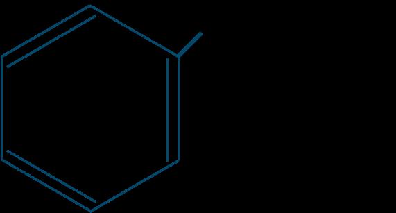 酢酸フェニル構造式