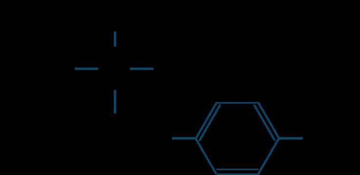 チロシン構造式
