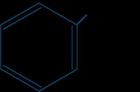 ベンゼンスルホン酸構造式