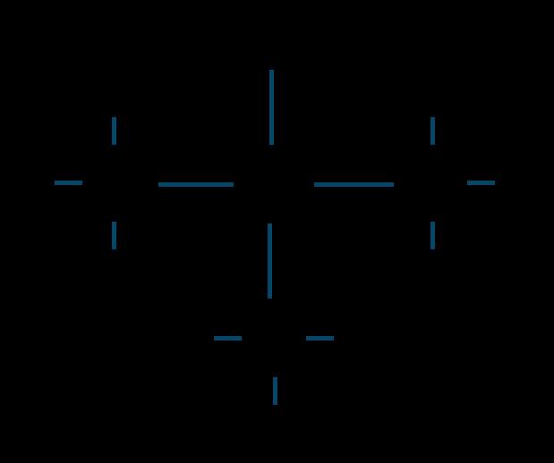 ブチルアルコール構造式