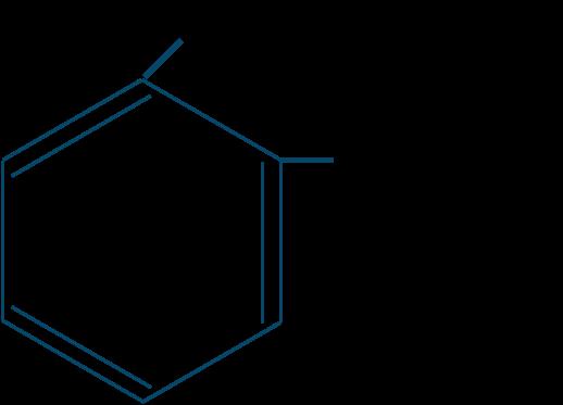フタル酸構造式