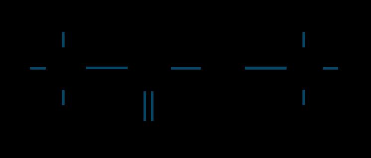 酢酸メチル構造式