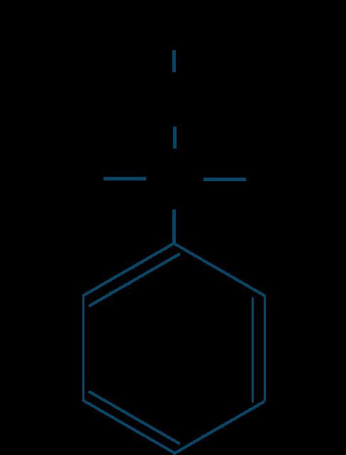 クメンヒドロペルオキシド構造式
